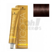 Schwarzkopf Royal Absolutes 4-70 60ml