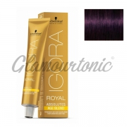 Schwarzkopf Royal Absolutes 4-90 60ml