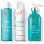 Pack Suavizante Smooth Moroccanoil nº4
