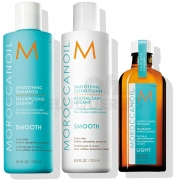 Pack Moroccanoil Suavizante Smooth Light nº1