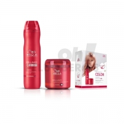 Pack Wella Care Brilliance