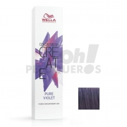 Color Fresh Create Pure Violet
