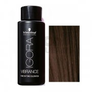 Igora Vibrance 4-66 CASTAÑO MEDIO MARRON INTENS 60ml